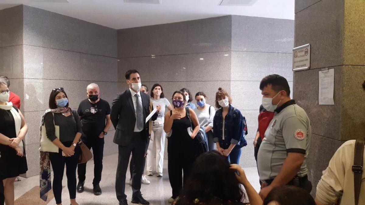 Nazife Aksoy'a tacizden oyuncu ve yönetmen Uğur Arda Aydın'a hapis çıktı