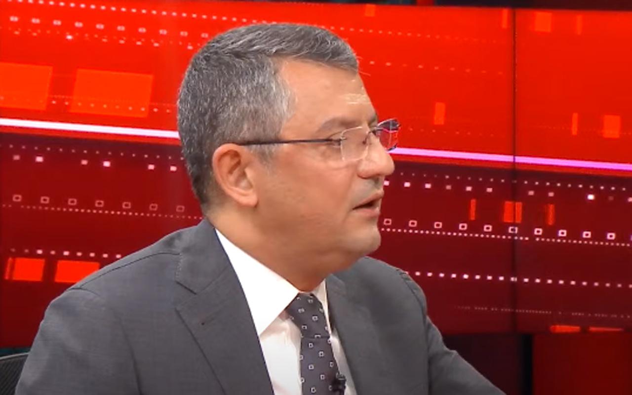 CHP'li Özgür Özel'den erken seçim iddiası