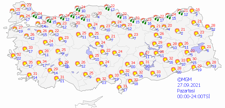 Sarı ve turuncu alarm! Meteoroloji uyardı saat verildi: Kuvvetli yağış geliyor: İstanbul Ankara İzmir
