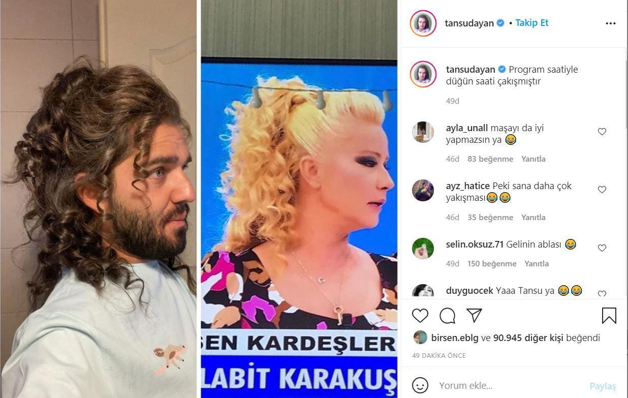 Müge Anlı'nın kıvırcık saçları Instagram'ı salladı Çocukluk fotoğrafını paylaştı!