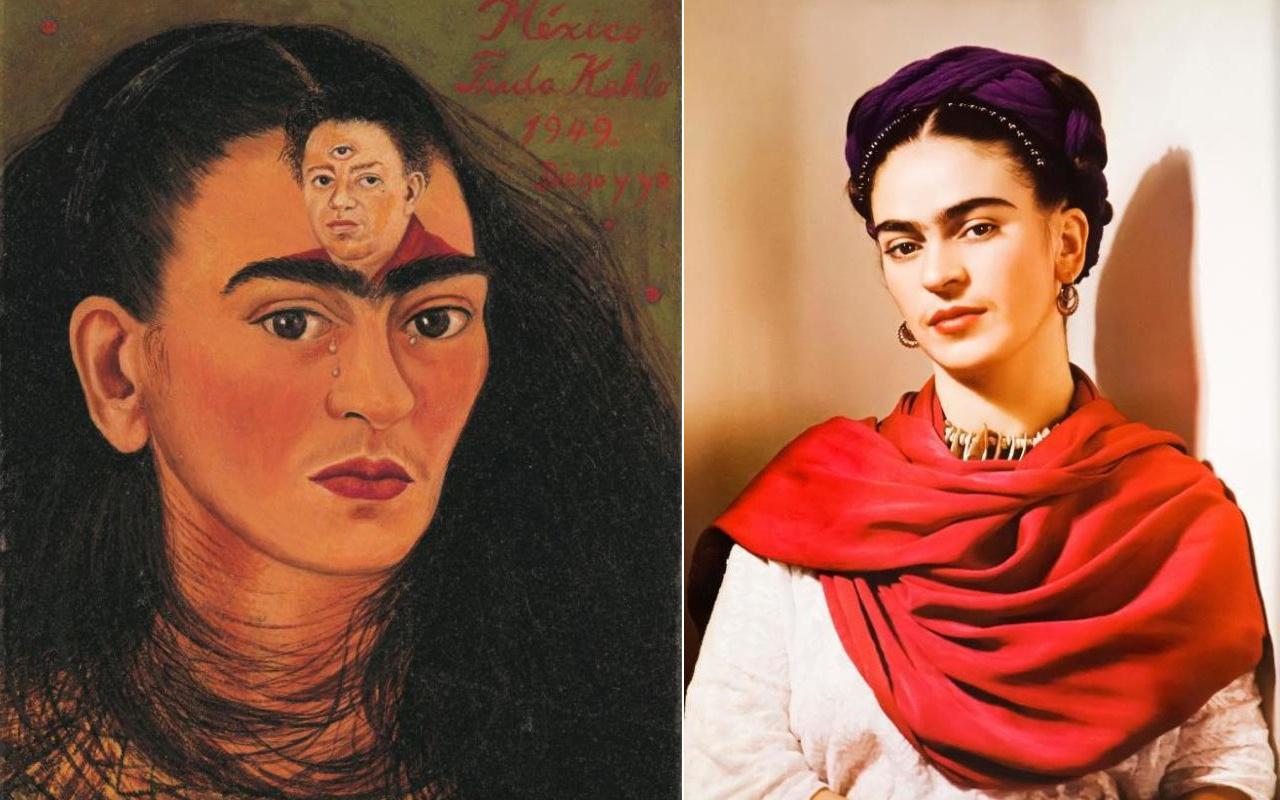 Rekor bekleniyor! Frida Kahlo tablosunun fiyatını duyan inanamadı