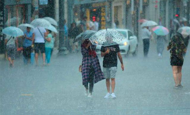 Anormal geçecek! Şiddetli şekilde geliyor Meteoroloji saat verdi: İstanbul Ankara İzmir