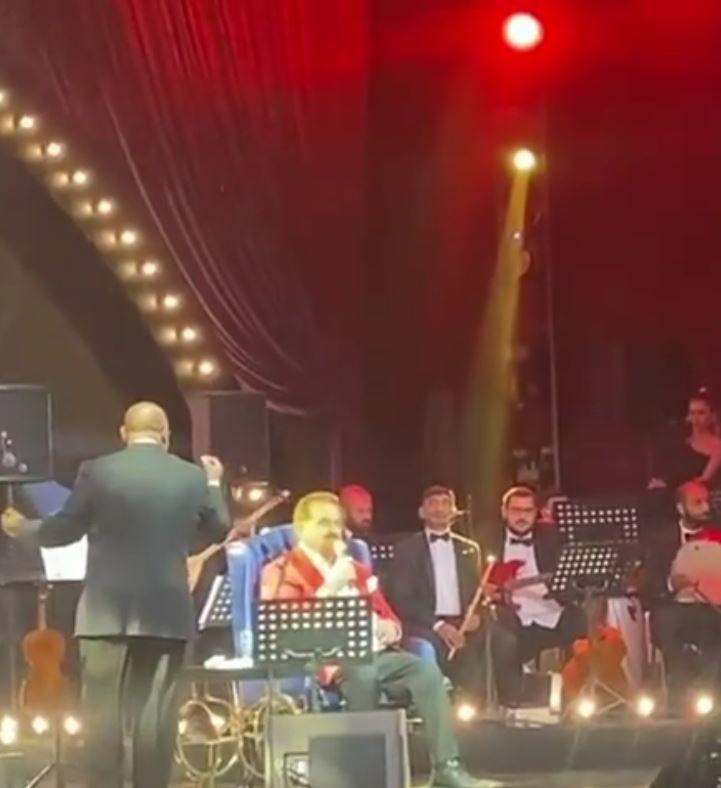 İbrahim Tatlıses 12 yılın ardından ilk konserini verdi! Sosyal medyada 'detone' tepkisi