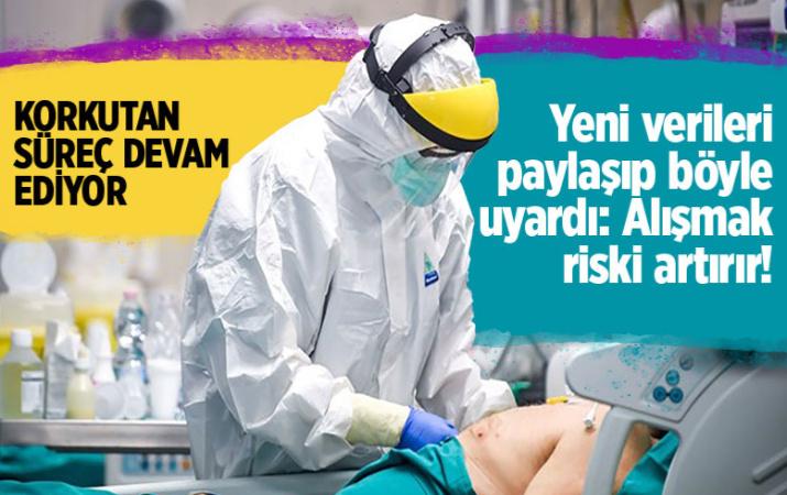 Türkiye 24 Eylül 2021 koronavirüs vaka ve ölü sayısı! Sağlık Bakanlığı Covid-19 tablosu