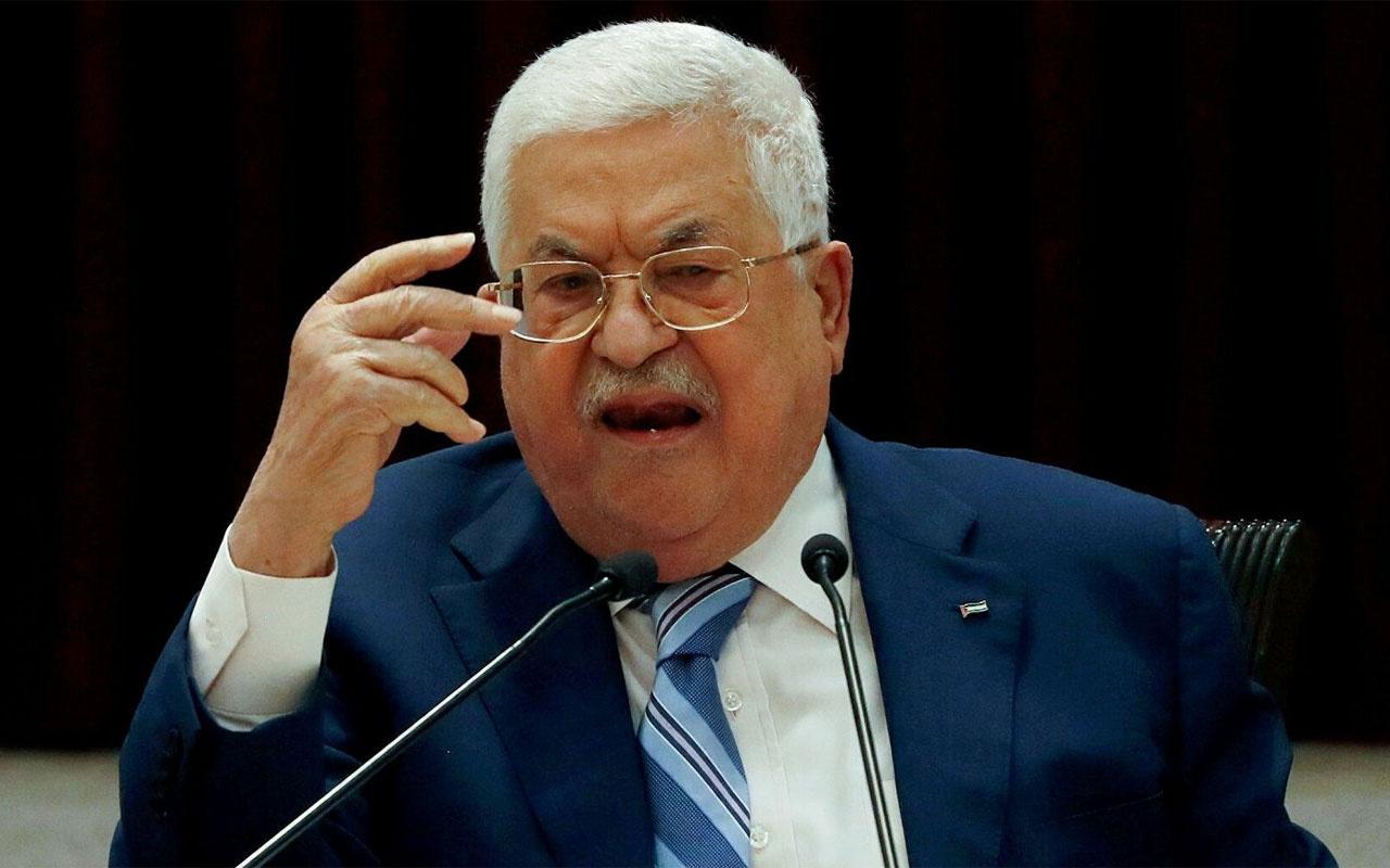 Mahmud Abbas İsrail'e bir ay süre verdi