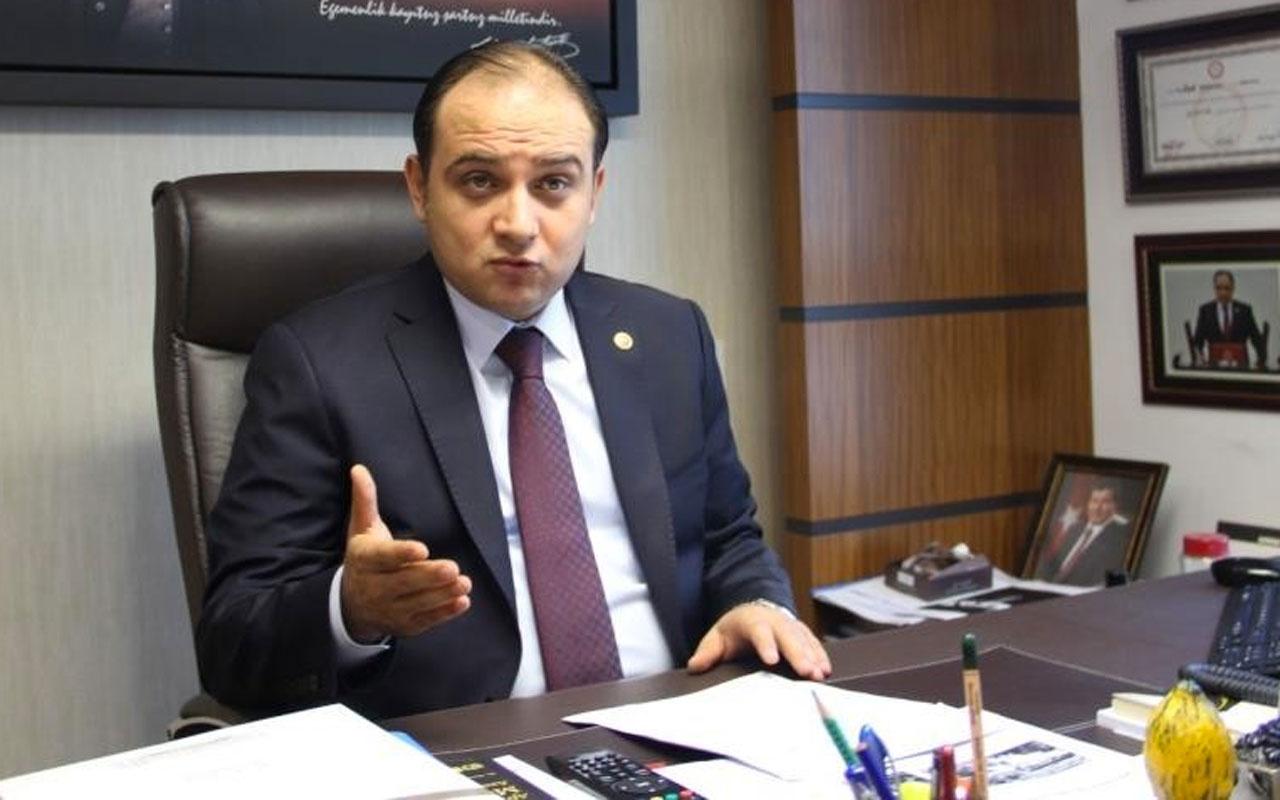 AK Parti MKYK Üyesi Murat Baybatur: Millet İttifakı ikbali HDP'ye bağladı