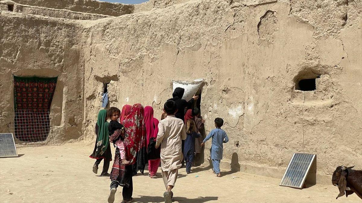 İlk kez girildi! Taliban'ın ortaya çıktığı köyden ilk kareleri Türkiye yayınladı! O planlar burada yapılmış