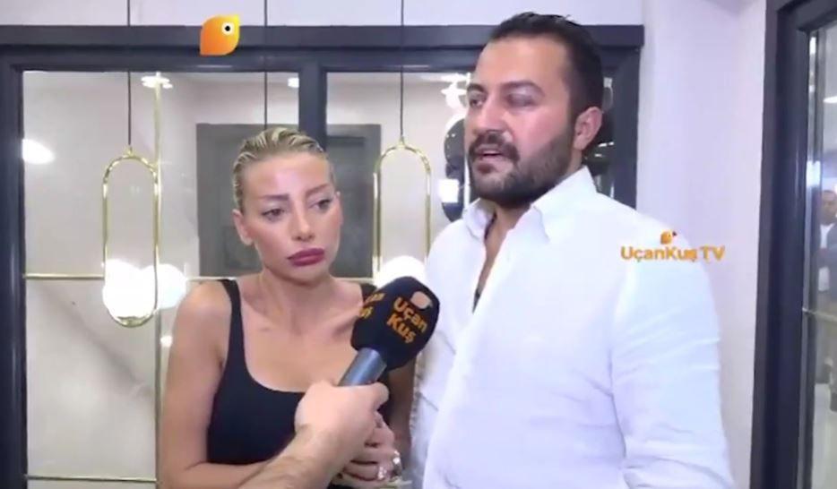 Gülşah Saraçoğlu ve sevgilisi Gökhan Göz'den uygunsuz fotoğraf çıkışı