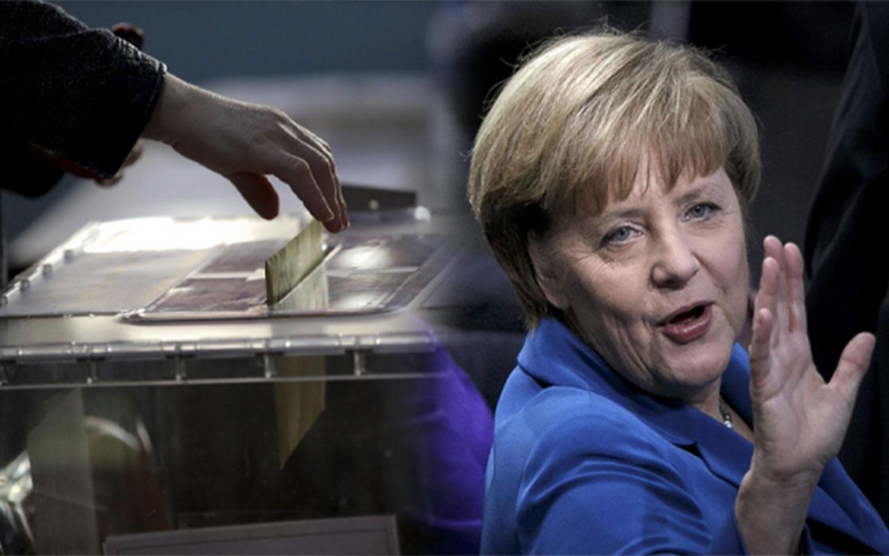 Almanya'da 'koalisyon' dönemi başladı! Merkel gider ayak ağır hezimet yaşadı