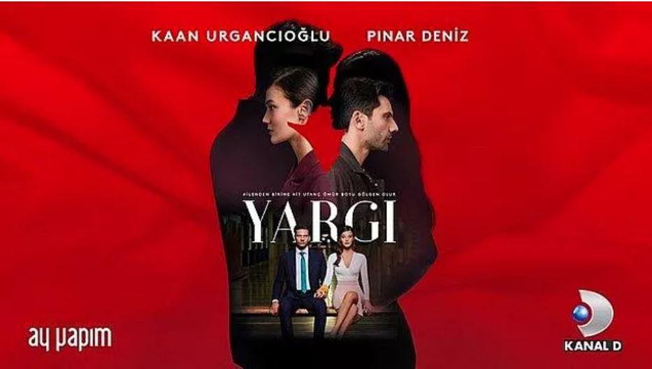 KANAL D Yargı son bölümü reytingleri salladı! Pınar Deniz Kaan Urgancıoğlu caps'leri