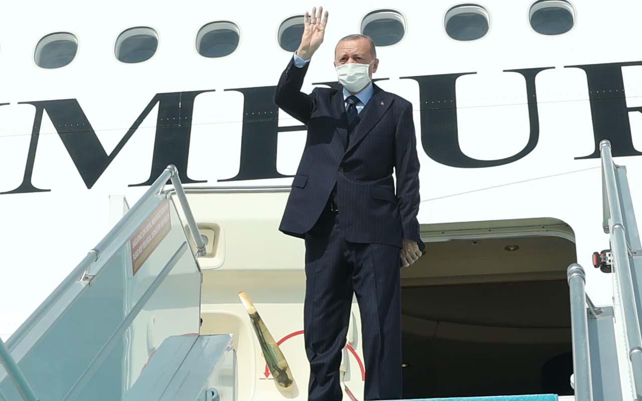 Afrika geleceğini Türkiye'de arıyor Cumhurbaşkanı Erdoğan 4 günlük tura çıkacak