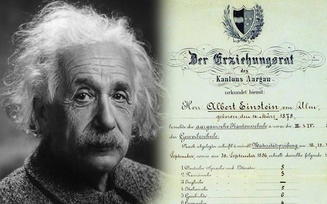 Bildiklerinizi unutun! Nobel Ödülü kurumu paylaştı: Albert Einstein yaygın bilinenin aksine...