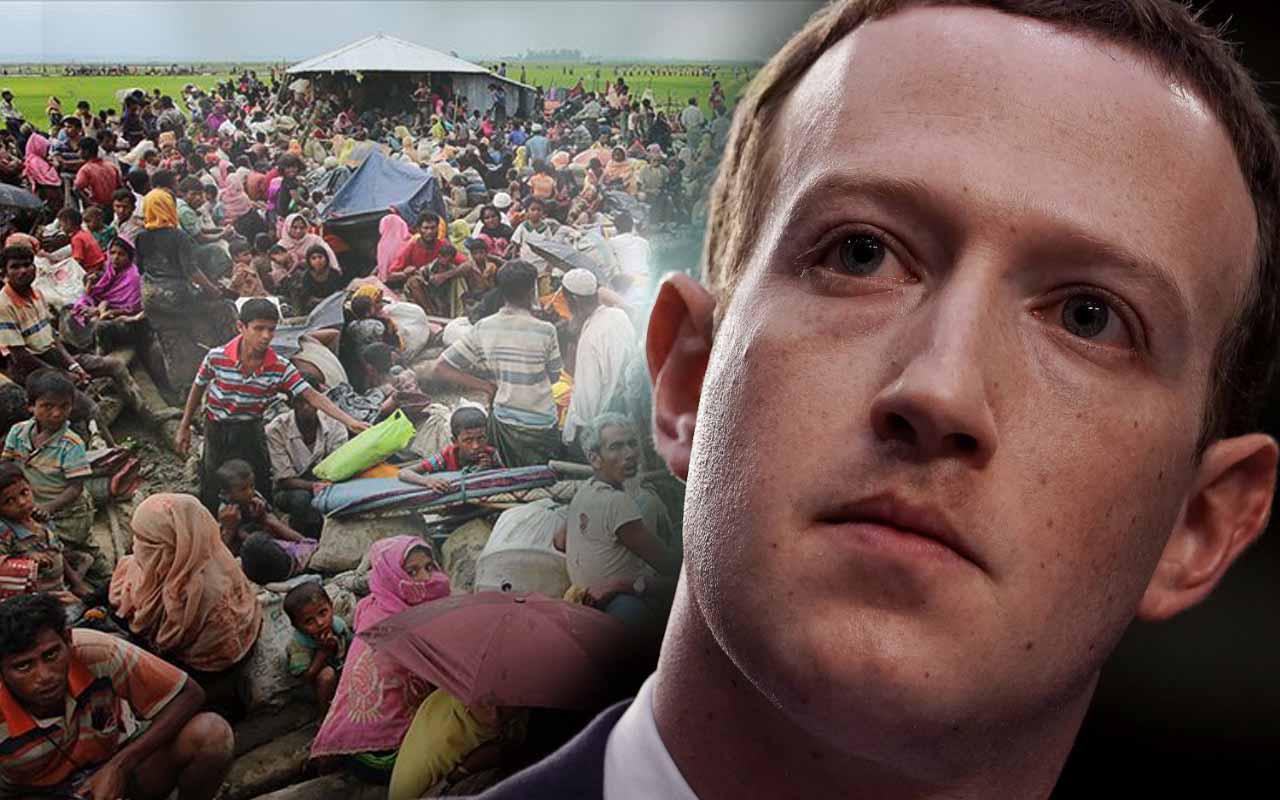 Katliamı ve nefreti sahte içerikle körüklemiş! Facebook'un Myanmar vahşetinde eli çıktı