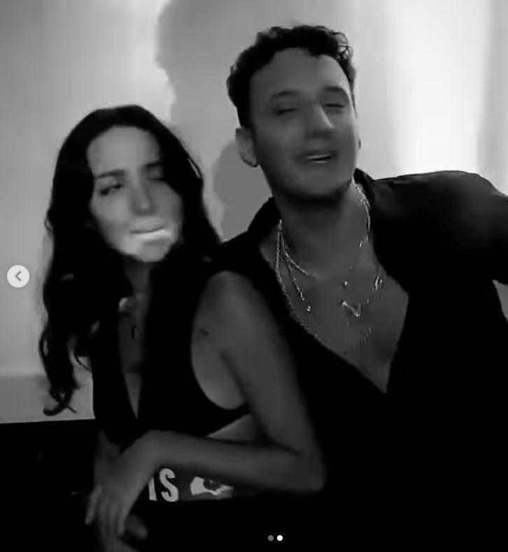 Zeynep Bastık'ın Edis ile seksi dansına eşi Tolga Akış'tan ilk açıklama