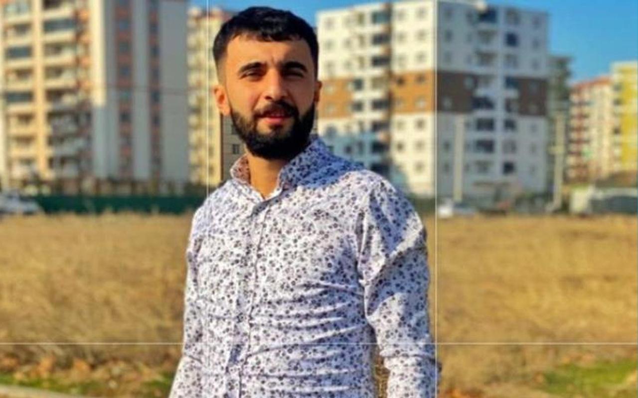 Diyarbakır'da çalışanını kanlar içinde bıraktı! Eşi çığlık çığlığa bağırdı
