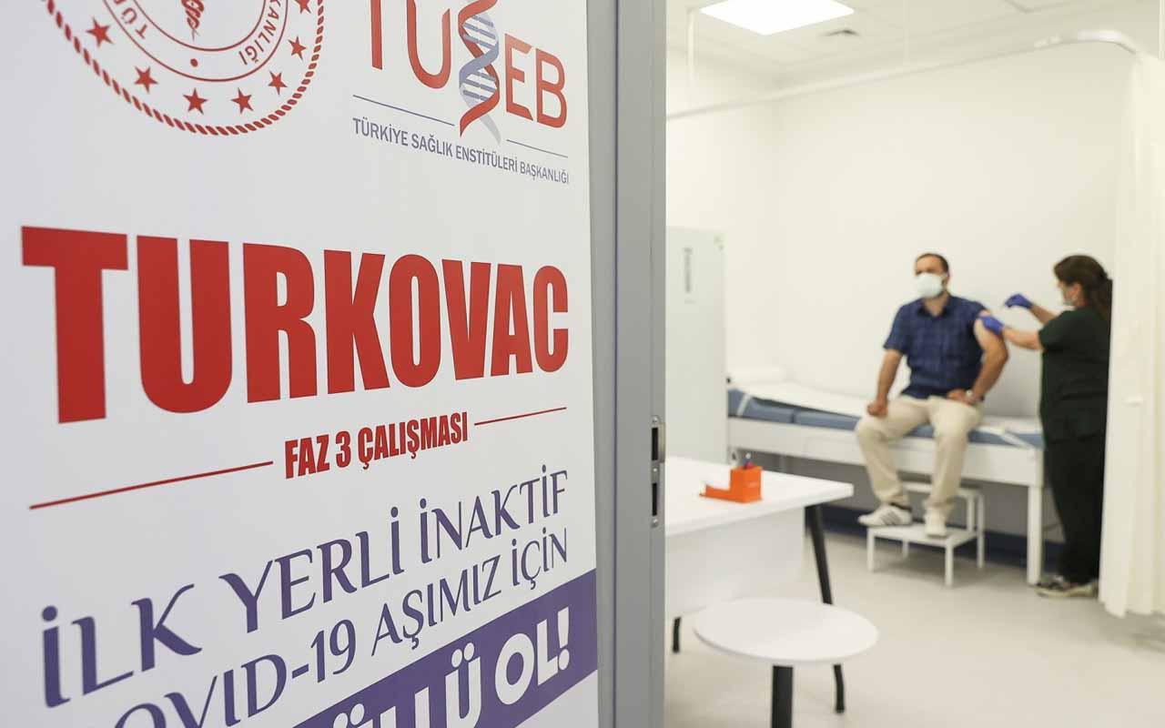Yerli aşı Turkovac'ta Delta varyantı müjdesi! Sonunda izole edildi! Sonuçlar güvenli