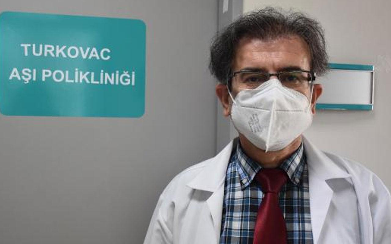 Prof. Dr. Tuna Demirdal: TURKOVAC aşısı olanlar 6 ay takip edilecek