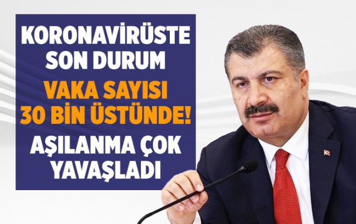 Türkiye 15 Ekim 2021 koronavirüs vaka ve ölü sayısı! Sağlık Bakanlığı Covid-19 tablosu
