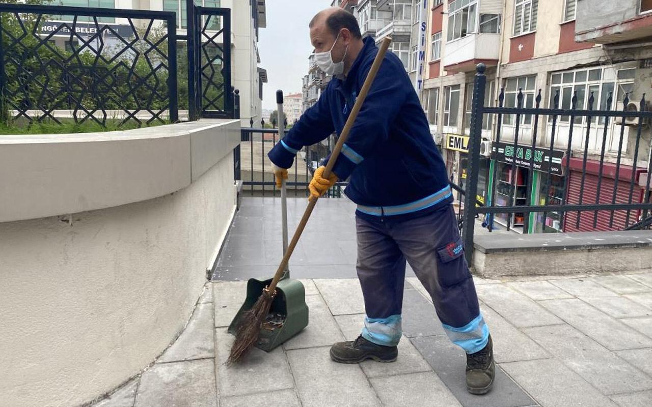 İstanbul'da temizlik işçisi 500 bin TL buldu! Bakın ne kadar ödül aldı: Cebime zarf bıraktı
