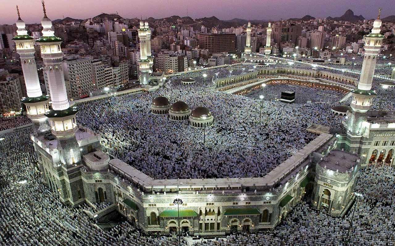 Suudi Arabistan Mescid-i Haram ve Mescid-i Nebevi için tarihi duyurdu!