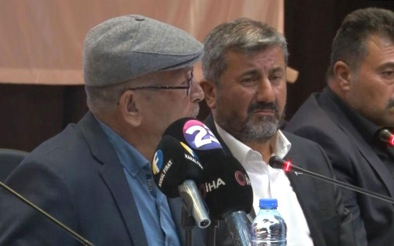 Şehit Ömer Halisdemirin babası konuştu herkes ağladı
