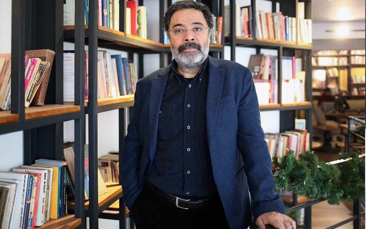 Ahmet Ümit: Bugün olsa Sabah'a söyleşi vermem