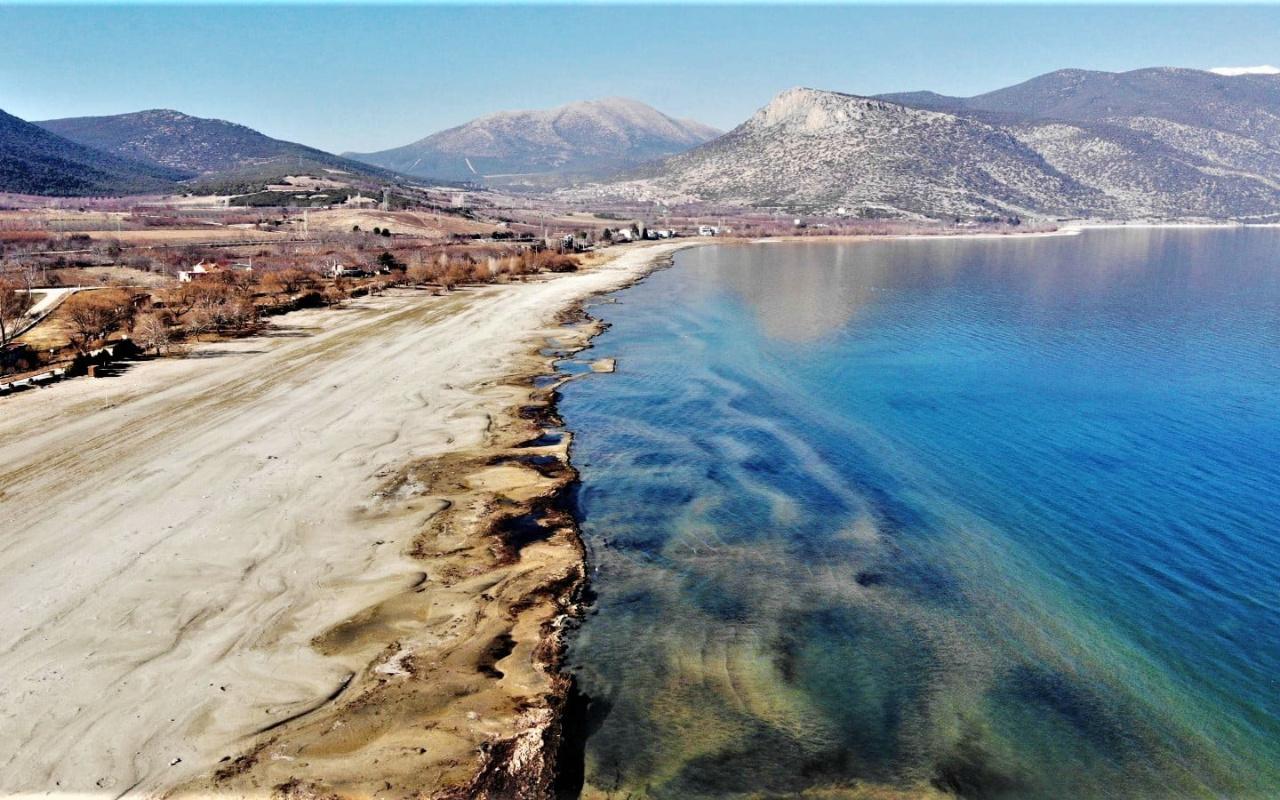 Isparta'daki Türkiye'nin en büyük ikinci gölünde büyük tehlike! Sadece 24 santim kaldı
