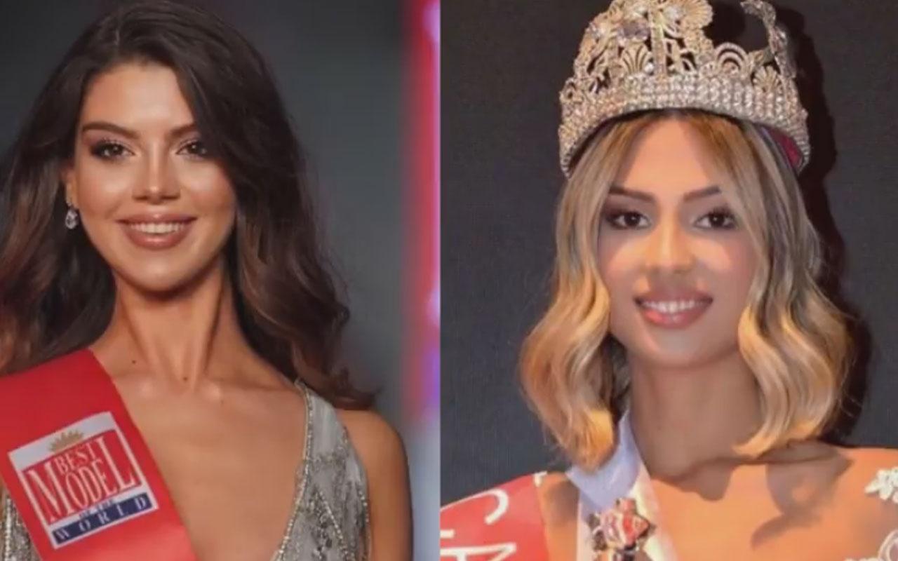 34. Best Model'de skandal iddia 'Erkan Özerman'a hangi erkek masaj yapmak ister' mesajı