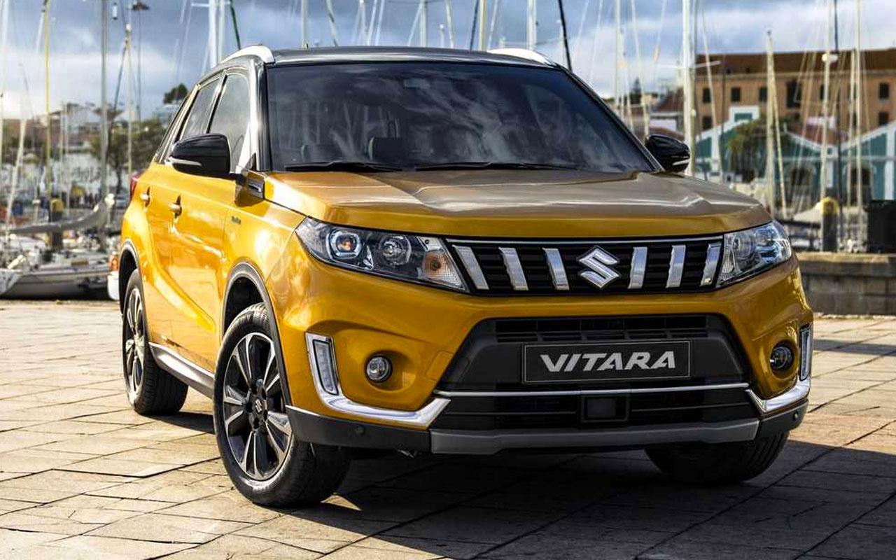 Suzuki Vitara Hibrit'e kredi kampanyası özel alım seçenekleri sunuldu