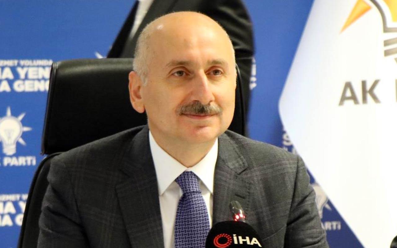 Bakan Adil Karaismailoğlu: Gelişmekte olan tüm ülkeler gelip Türkiye'yi örnek alıyorlar