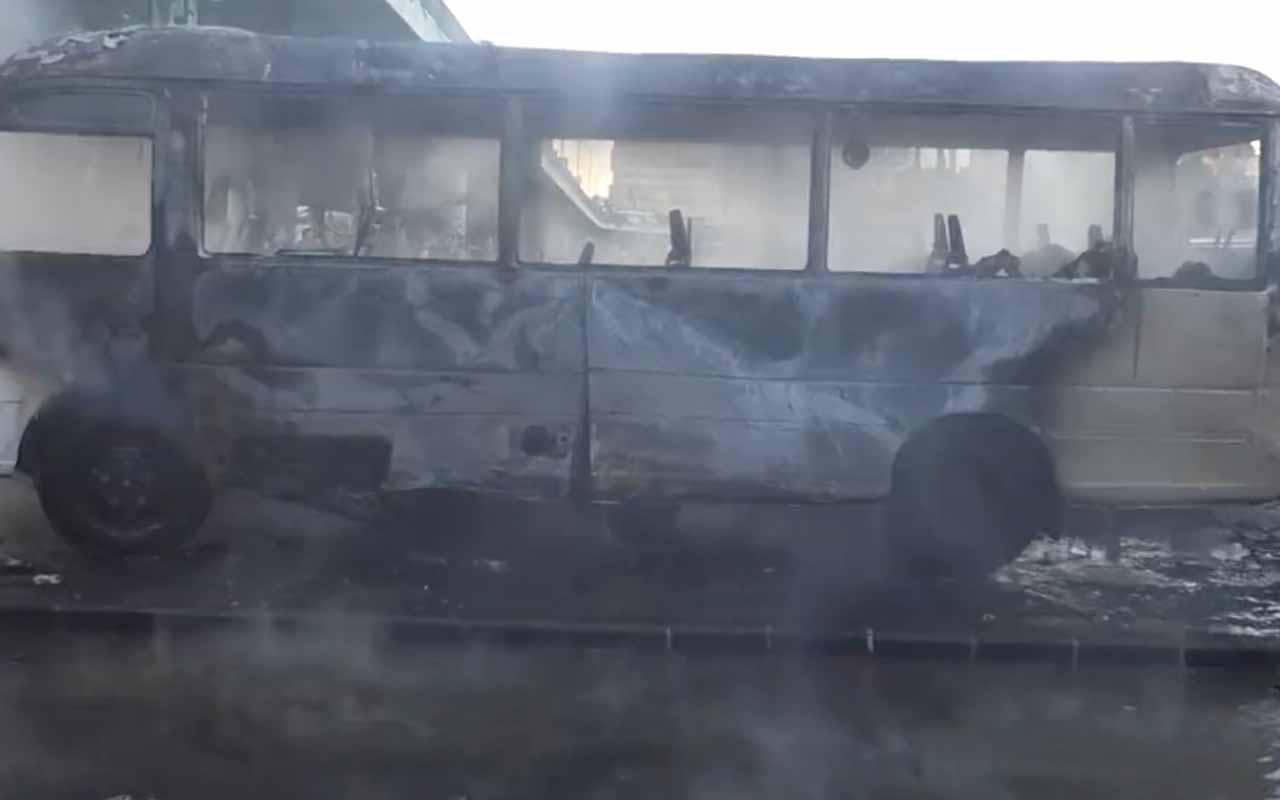 Suriye'de Esed yönetimindeki Şam'da patlama: 13 ölü