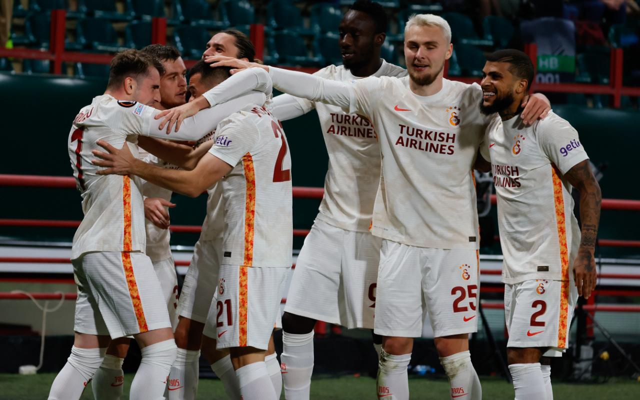 Lokomotiv Moskova Galatasaray maçı golleri ve geniş özeti