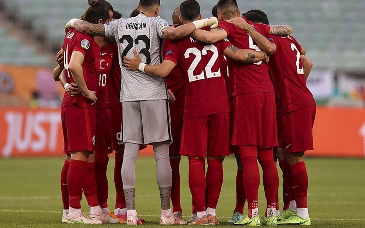 Türkiye, FIFA dünya sıralamasında 39. sıraya yükseldi! İşte ilk 10
