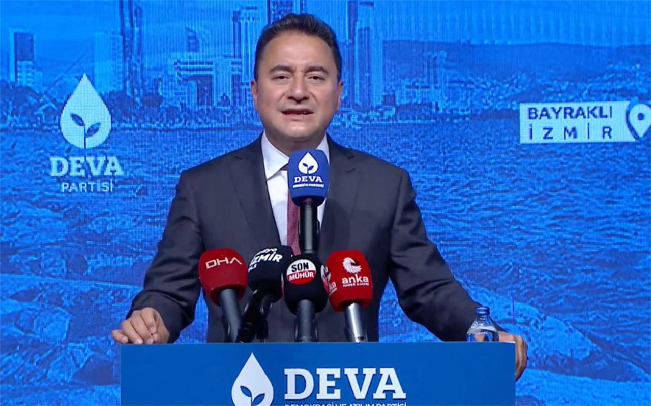 Ali Babacan: Merkez Bankası talimatla faizleri 200 puan indirdi
