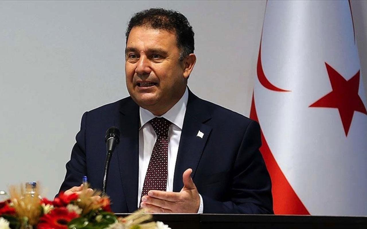 KKTC Başbakanı Ersan Saner'le videosu çıkan kadın ifade verdi! Ersan Saner neden istifa etti?