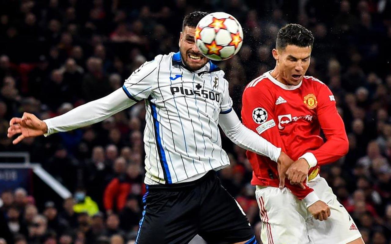 Şampiyonlar liginde toplu sonuçlar Merih Demiral gol attı son sözü Ronaldo söyledi