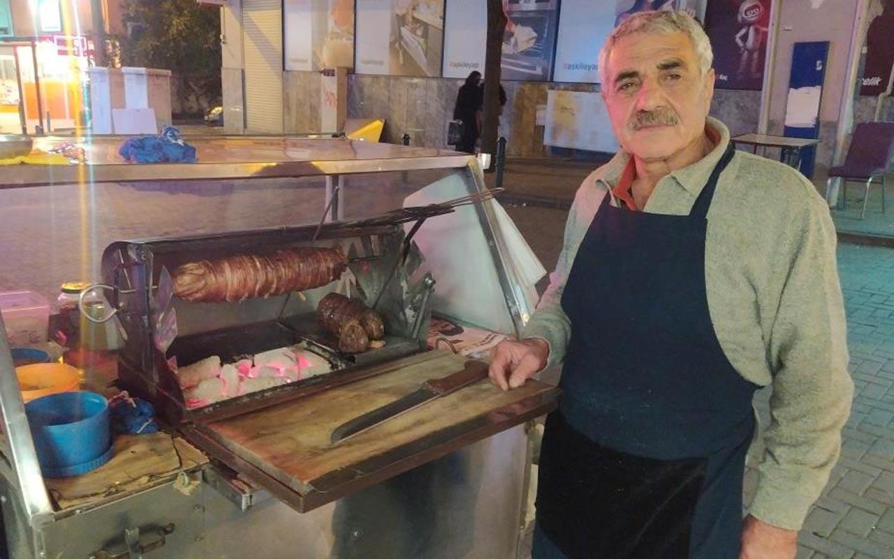 Bursa'da 42 yıldır bu kaldırımdan ayılmadı Yusuf Usta hem doyuruyor hem kazanıyor