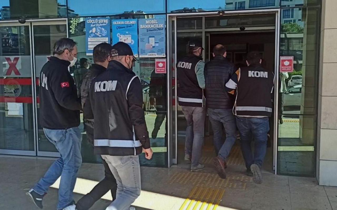 450 milyon TL vurgun yapan dolandırıcılara operasyon 18 gözaltı