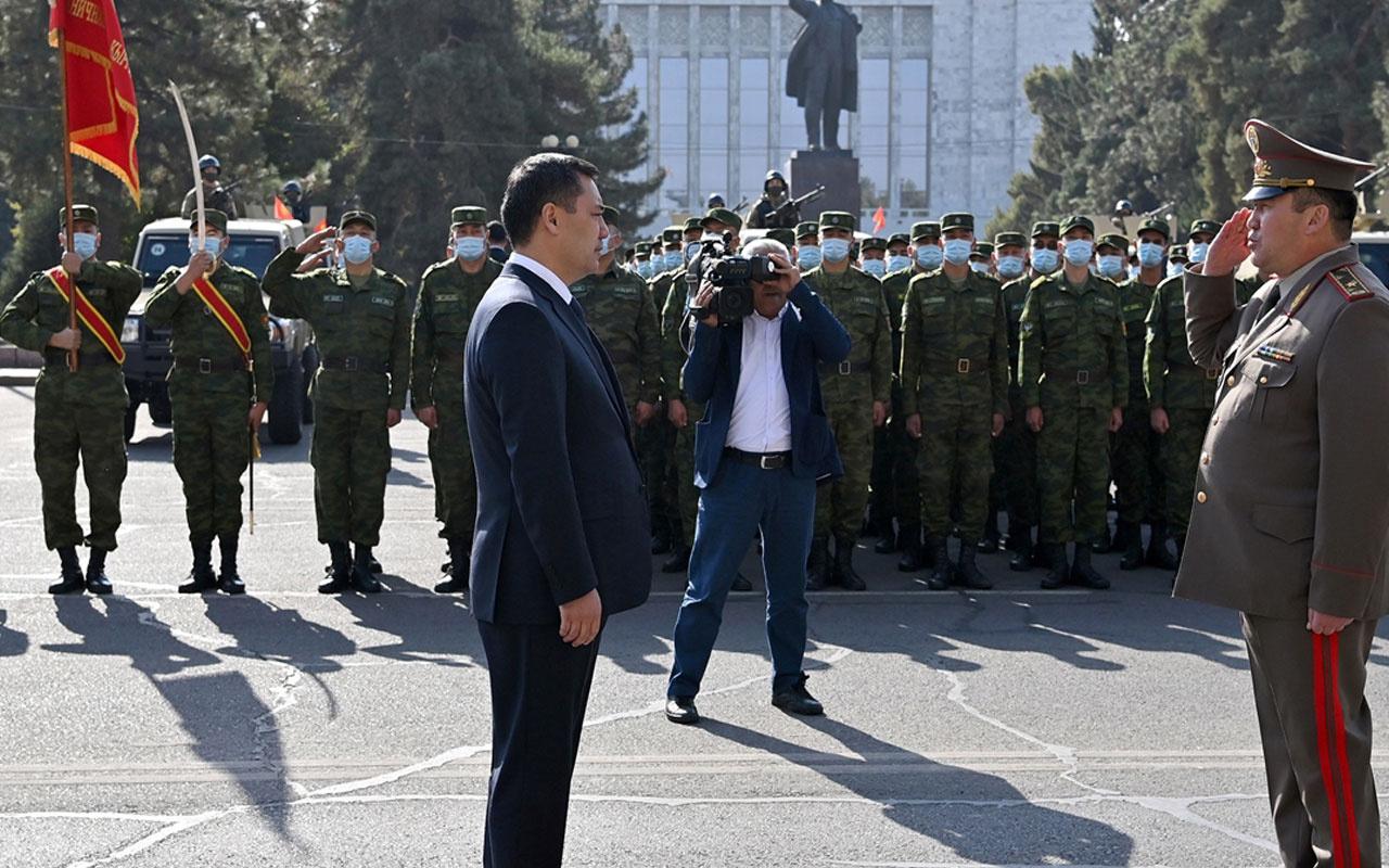 """Kırgızistan Türkiye'den SİHA alacak! """"SİHA'ları kullanacak kişiler Türkiye'de eğitim gördü"""""""