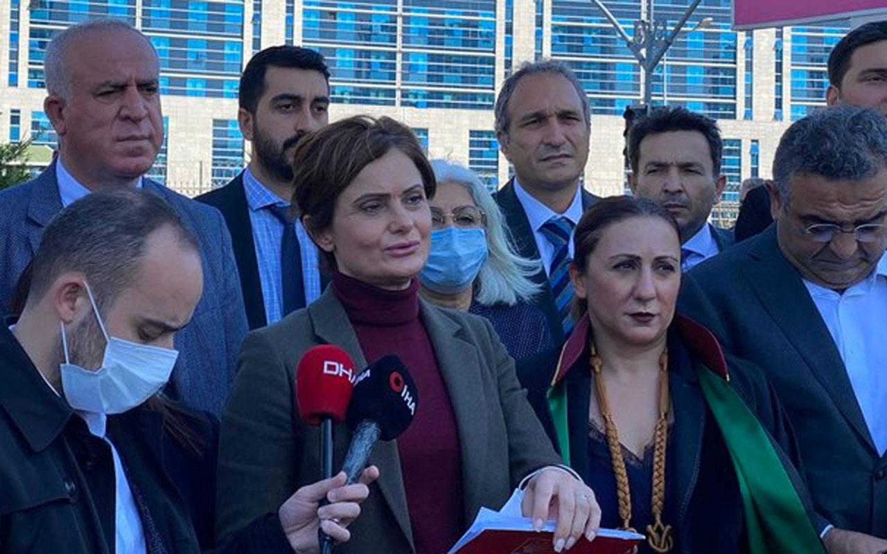 Canan Kaftancıoğlu iddialarını reddetti videoki sözler onu yalanladı