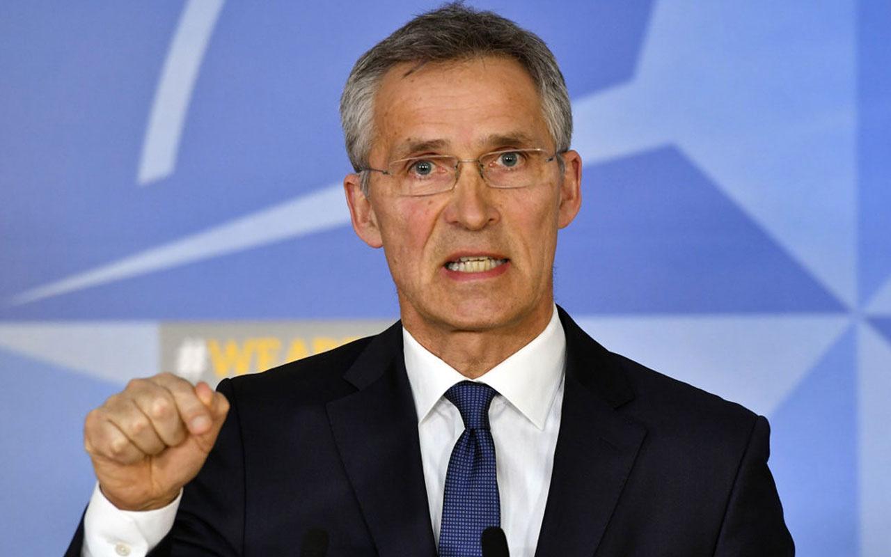 NATO Genel Sekreteri Stoltenberg'den S-400 açıklaması entegre edebileceğimiz bir şey değil