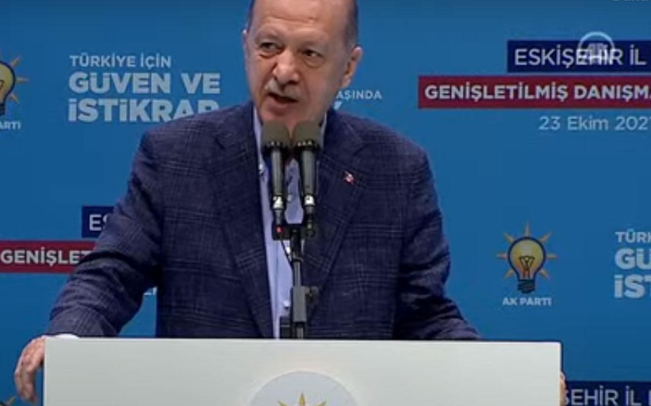 Kılıçdaroğlu'nun sözlerine tepki! Cumhurbaşkanı Erdoğan: Memurlara sesleniyorum, kimse kılınıza dokunamaz
