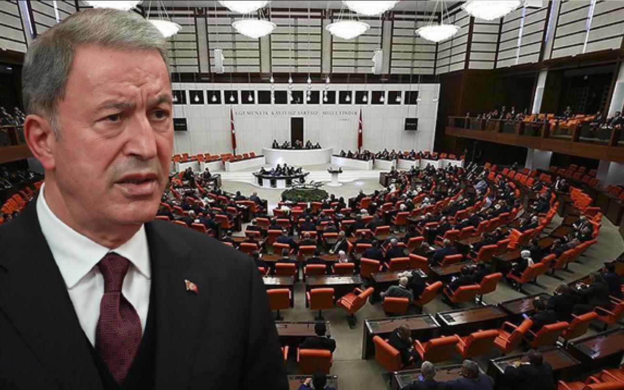 Bakan Hulusi Akar açıkladı! Bedelliden kaç milletvekili yararlandı? Son üç yıl içinde...