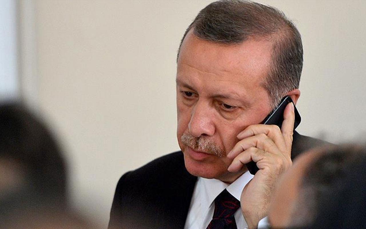 Başkan Erdoğan, şehit Tortumlu'nun ailesine telefonda başsağlığı diledi