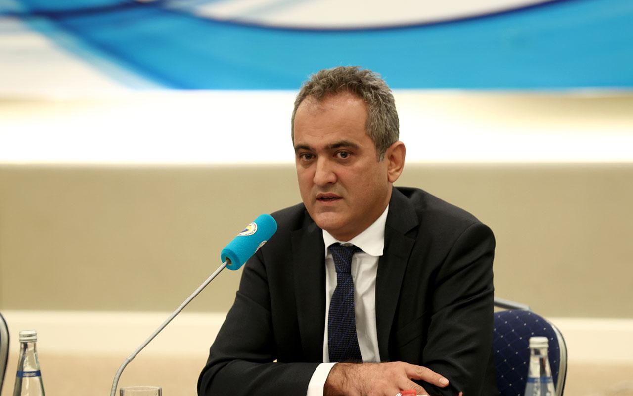 Milli Eğitim Bakanı Mahmut Özer duyurdu: Türkiye'de ilk defa uygulanacak 4 buçuk milyon öğrenci katılacak
