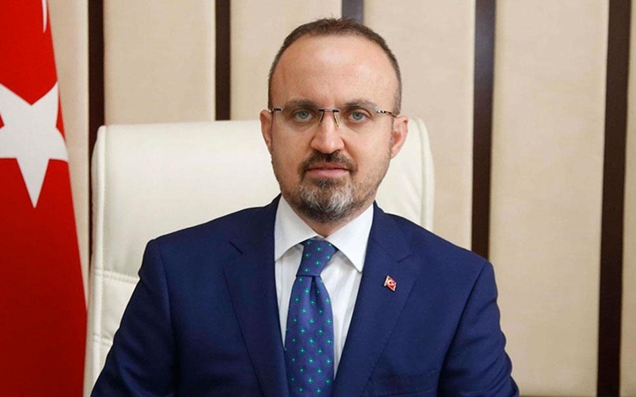Bülent Turan'dan CHP'nin tezkere kararına tepki tek gerekçe HDP'yi kızdırma korkusu
