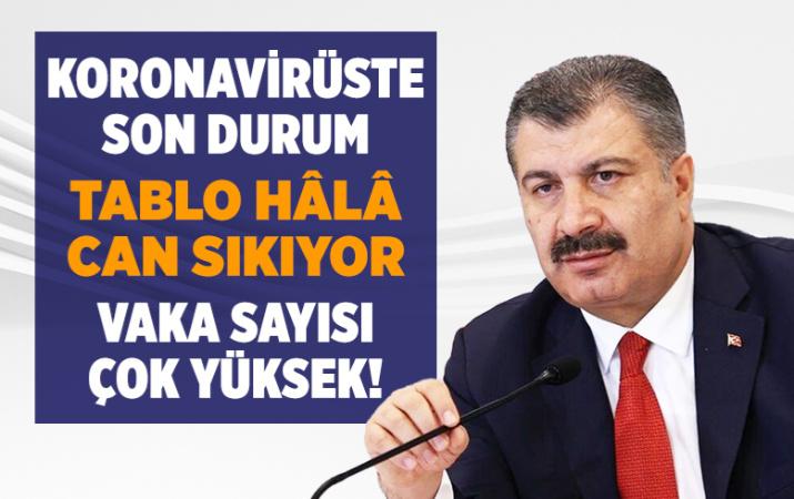 Türkiye 26 Ekim 2021 koronavirüs vaka ve ölü sayısı! Sağlık Bakanlığı Covid-19 tablosu