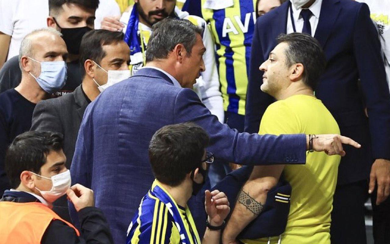 Fenerbahçe'de Ali Koç'a önce tepki sonra destek geldi