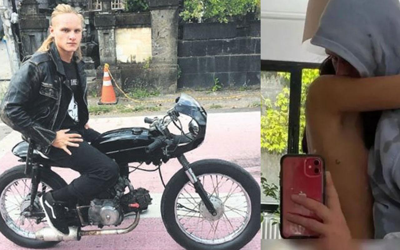 Bennu Gerede'nin oğlu Dilan sevgilisinin çırılçıplak fotoğrafını yayınladı