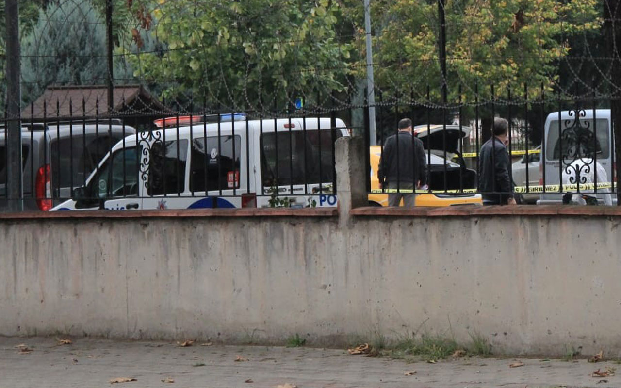 Kocaeli'de korkunç olay! Sevgilisini öldürüp ilçe emniyet müdürlüğünün bahçesine bıraktı